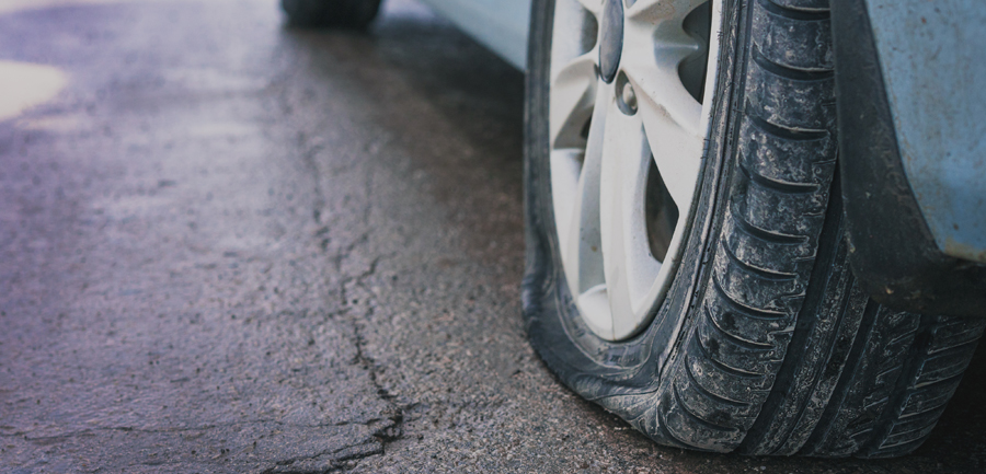Tyre Puncture - Mobile Puncture Repairs Nottingham